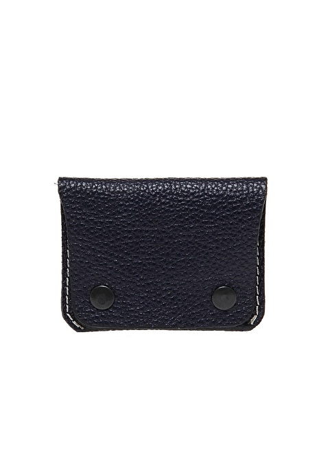 Cotton Bar Clutch / El Çantası Lacivert